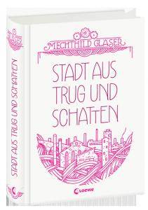 Das Cover meines ersten Romans im Loewe-Verlag