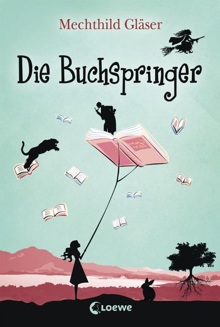 Die Buchspringer Cover